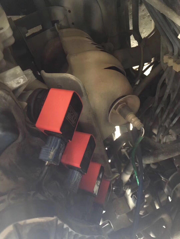 二代飞度上力爽SPE红头高性能高压包