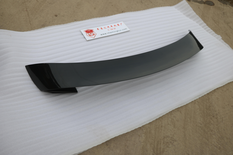 福特野马改装GT350碳纤尾翼百叶窗