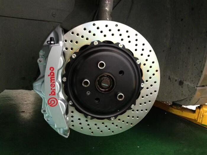 大众cc案例,brembo GT6性能刹车,谢谢车主大哥的返图