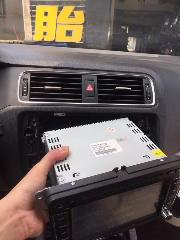 高效简单全靠它:速腾汽车音响升级8音度