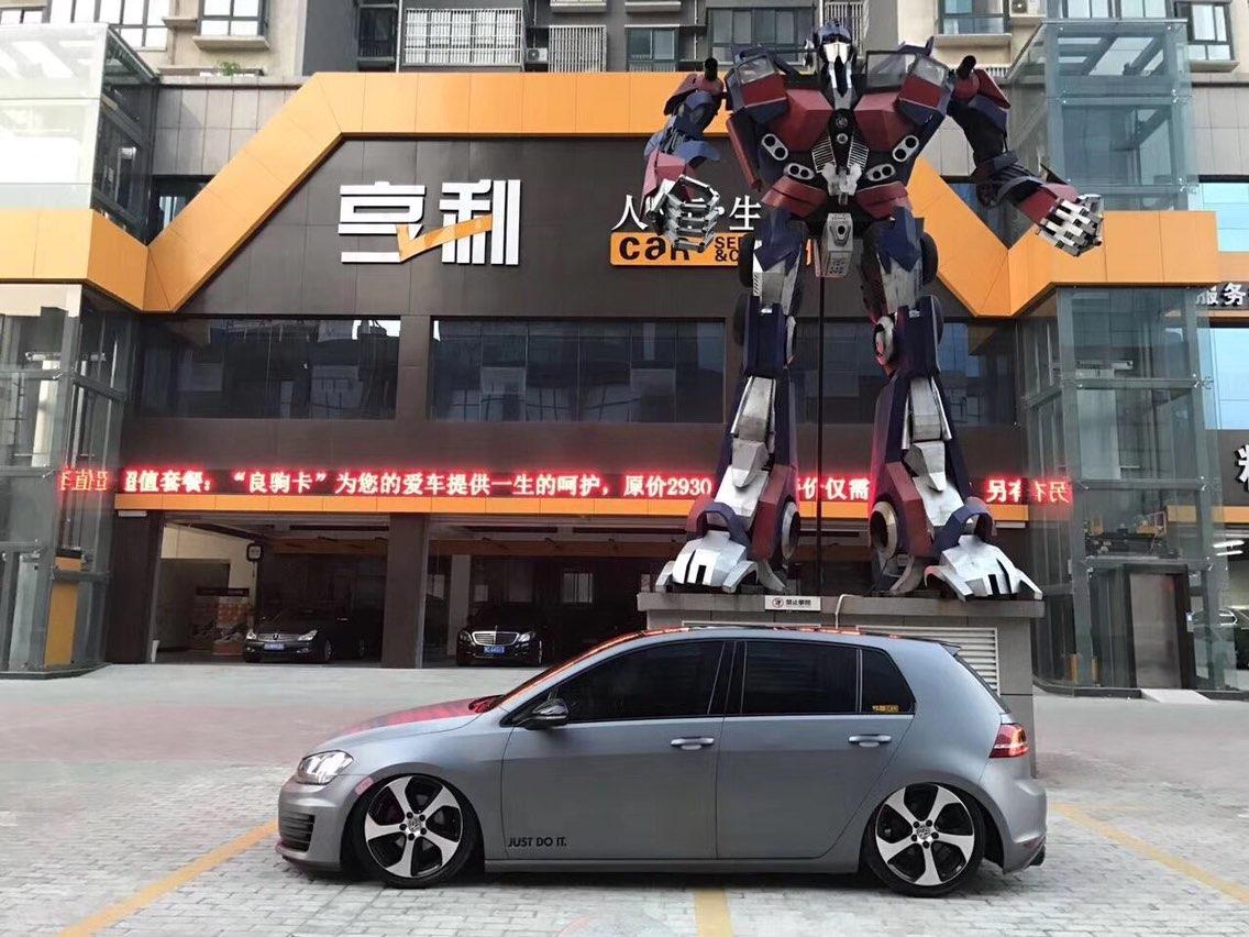 #Vw #MK7 #AirBFT #Luoyang #Hengli #Hellaflush