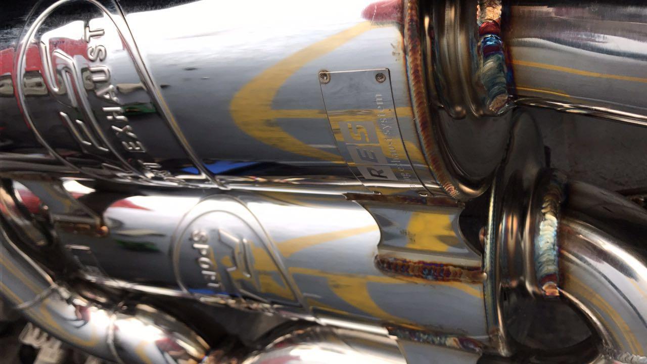 丰田86 新车落地升级RES中尾段排气· 声浪