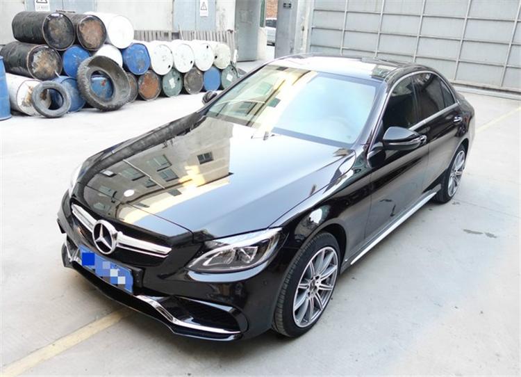 深圳奔驰C级改装AMG,C63包围、