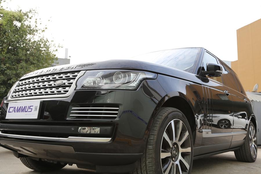 百万SUV豪车揽胜改装电子油门加速器