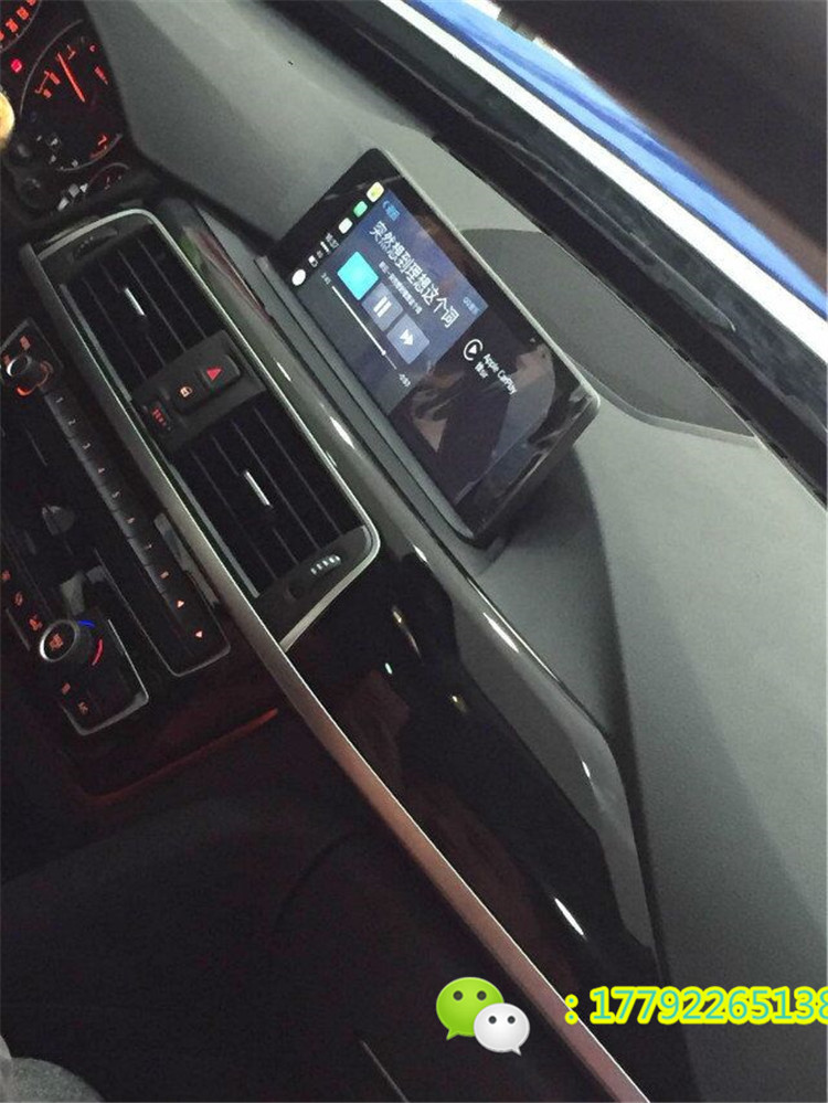 宝马3系EVO主机ID6系统carplay手机互联哈曼