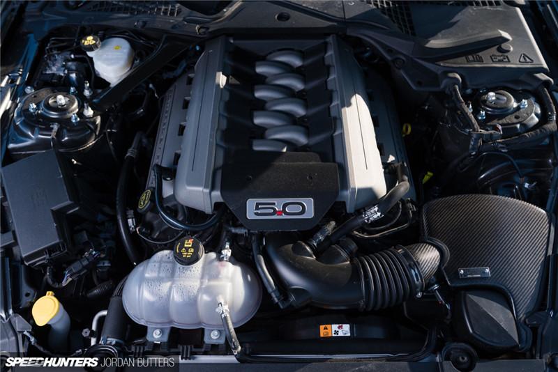 来自美国的肌肉型男 福特野马GT改装