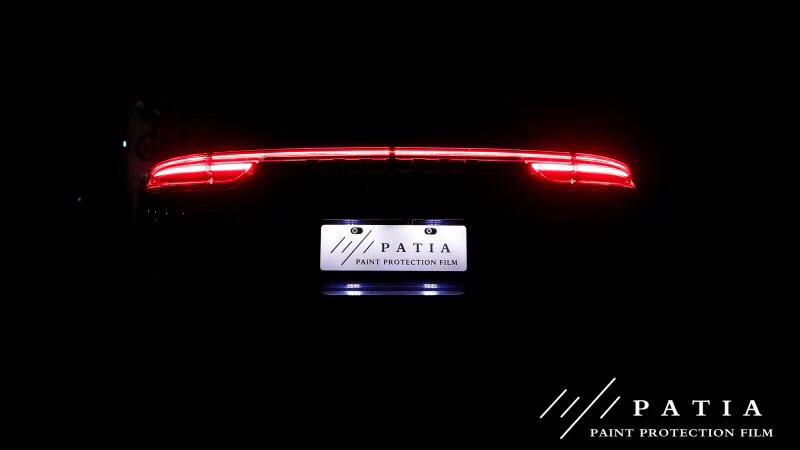 #图片分享#新Panamera保护车漆优选PATIA