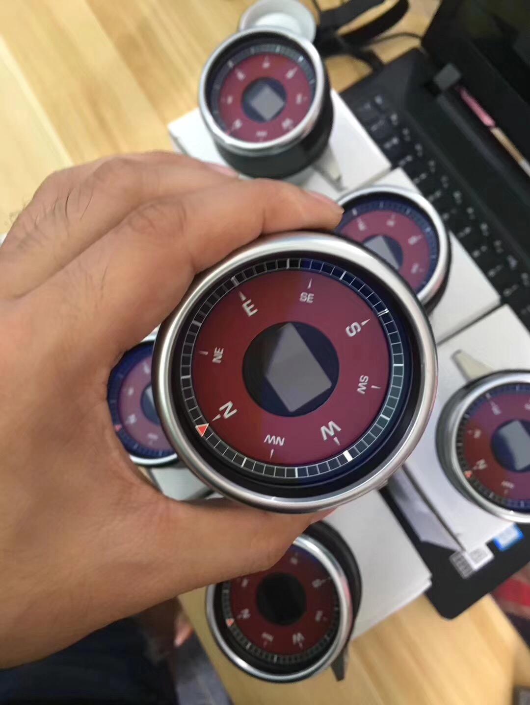 深圳新款帕拉梅拉971升级红色秒表,罗盘
