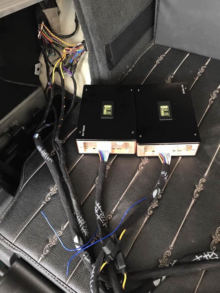 宝马X5音响改装,8音度DSP助您焕发新声