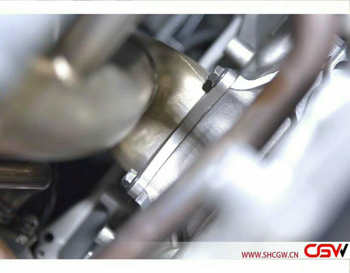 CGW.品牌 飞度GK5 赛道版全段排气