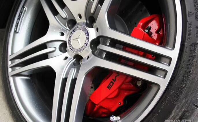 奔驰E350升级AMG前6后4刹车系统,提升行车安全性?安全意识强!热线V我15976876439