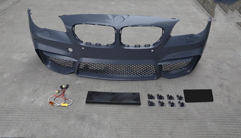 宝马5系改装跨界版大包围V:GZBT6008