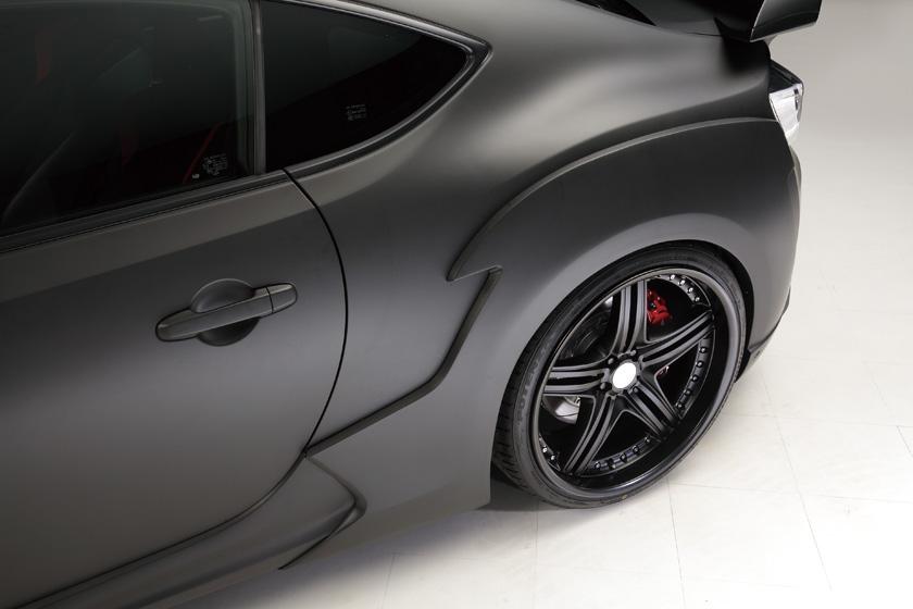 丰田GT86/斯巴鲁BRZ WALD款大包围