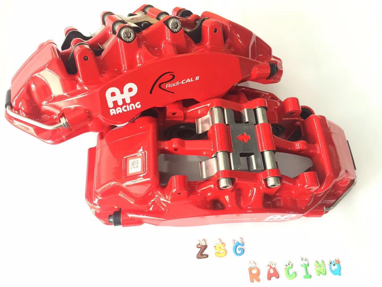 凯迪拉克CTS刹车改装AP9561六活塞刹车套装