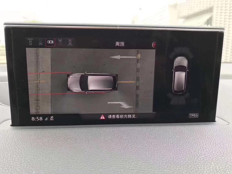昆明奥迪新款Q7 原厂360环视