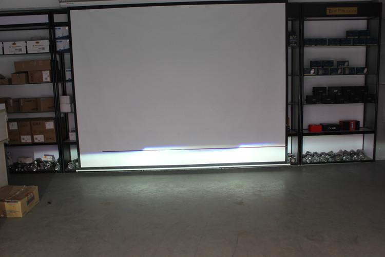 福特福克斯车灯改装升级高清海拉5透镜