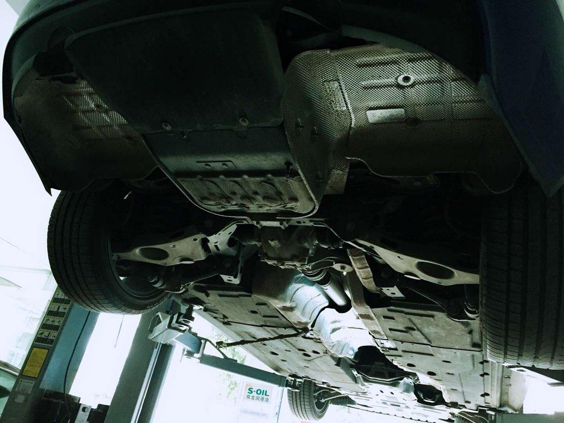 捷豹XE 台湾LS Special custom排气