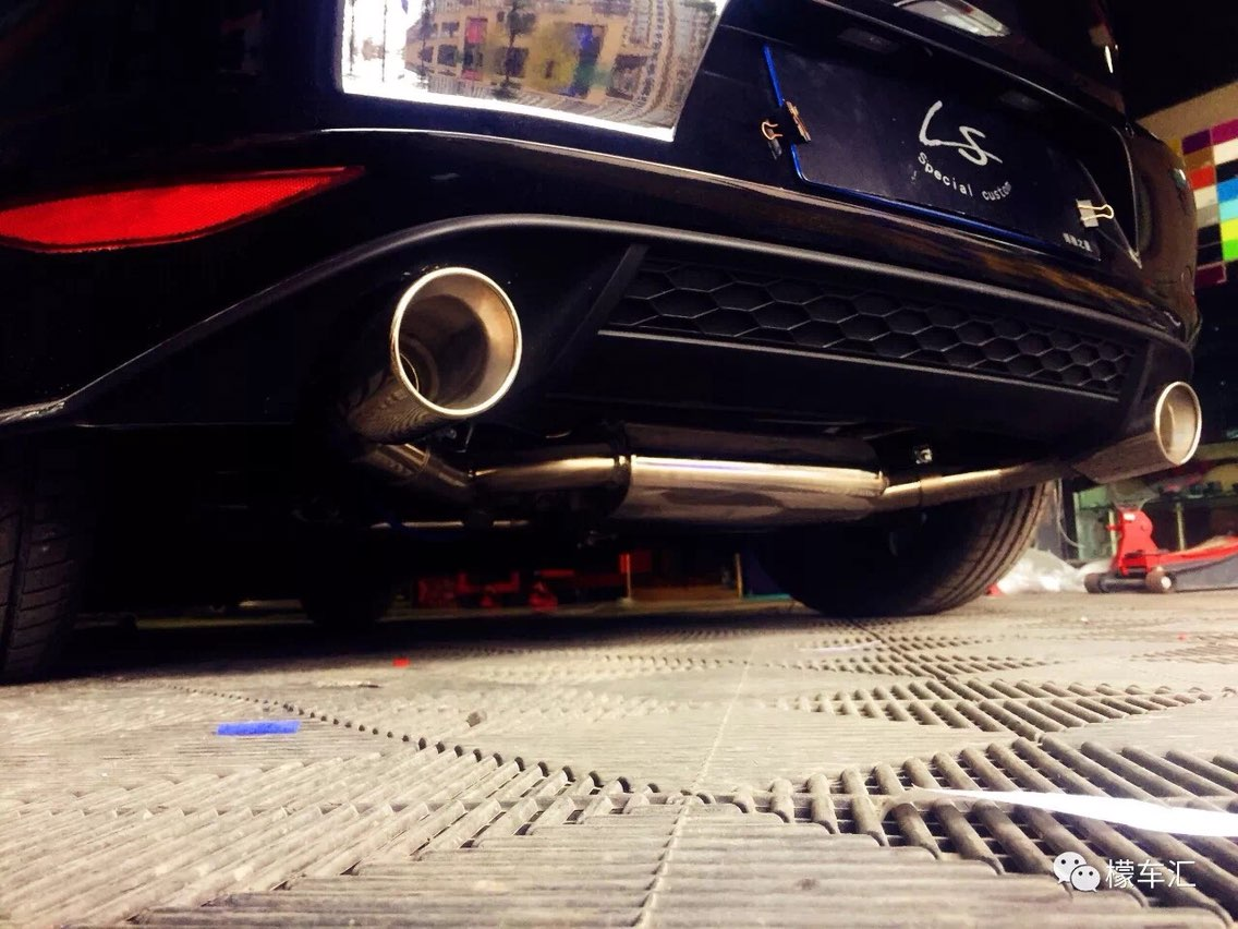 高尔夫7 GTI马来西亚LS排气