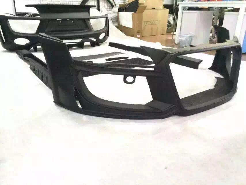 奥迪R8改装Regula大包围套件
