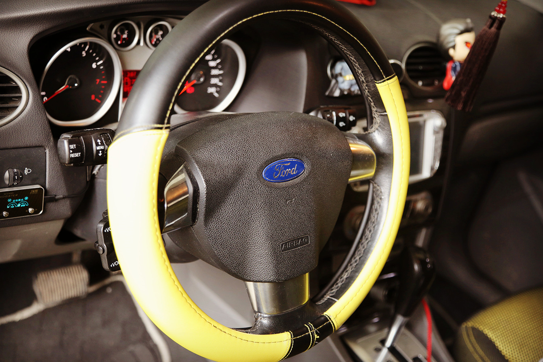 福克斯2.0改装卡妙思电子油门加速器