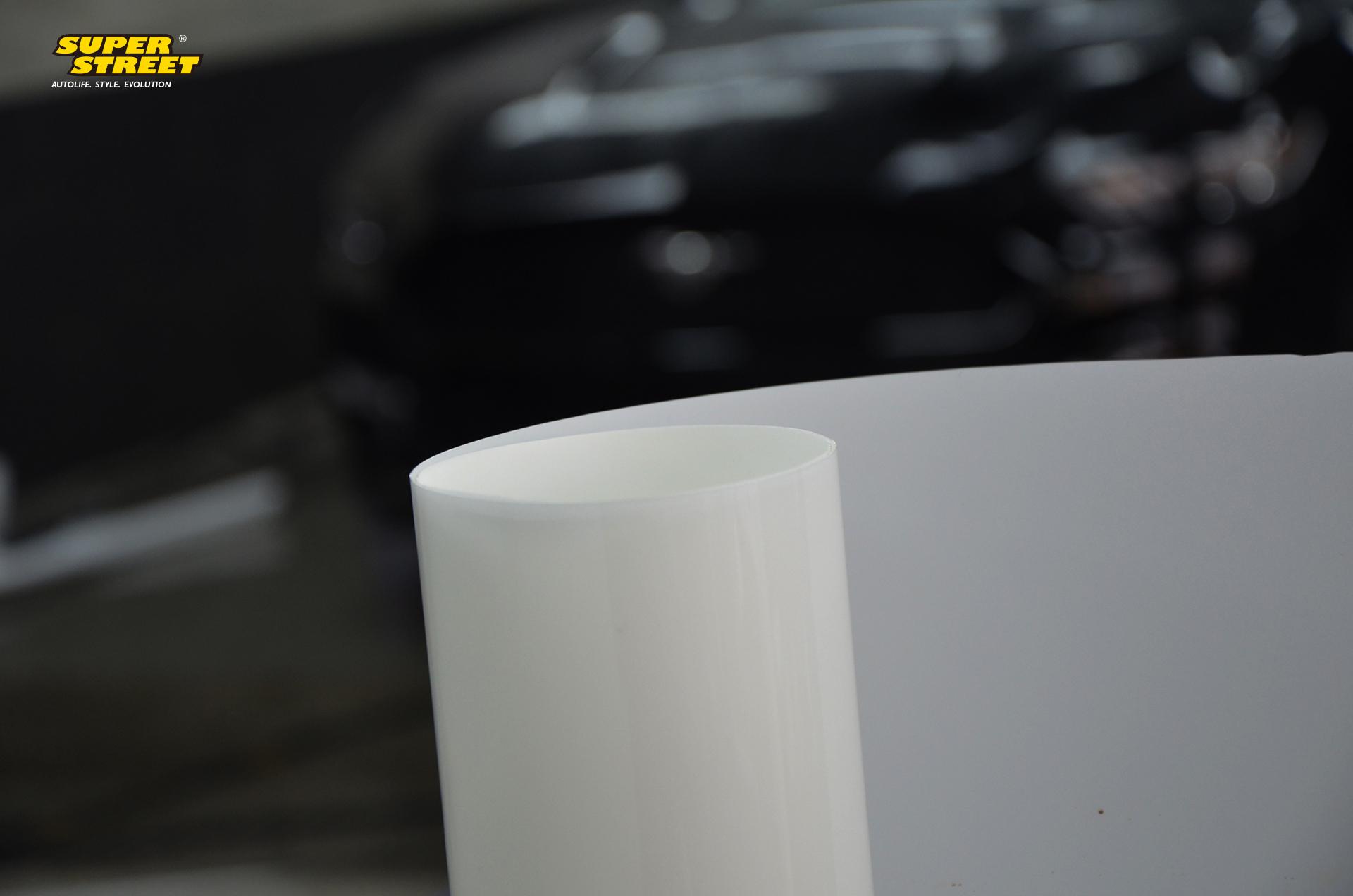 福特野马美国进口固驰透明车衣S系列
