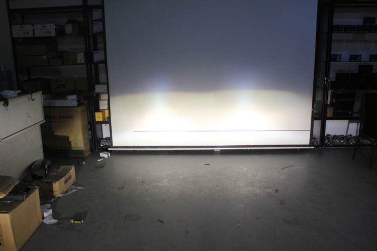 速腾车灯改装阿帕5套装和专用日行灯