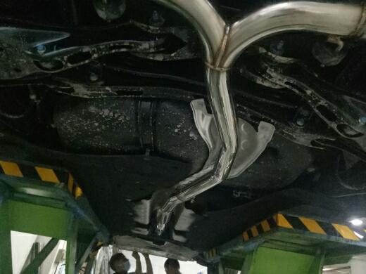 十代思域改装飞龙全段阀门排气 weixin:13699434507