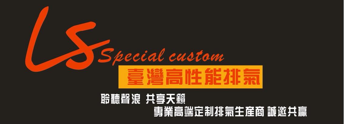 高尔夫7 改7r中出款 台湾LS alien高性能排气 厂商 13550640382