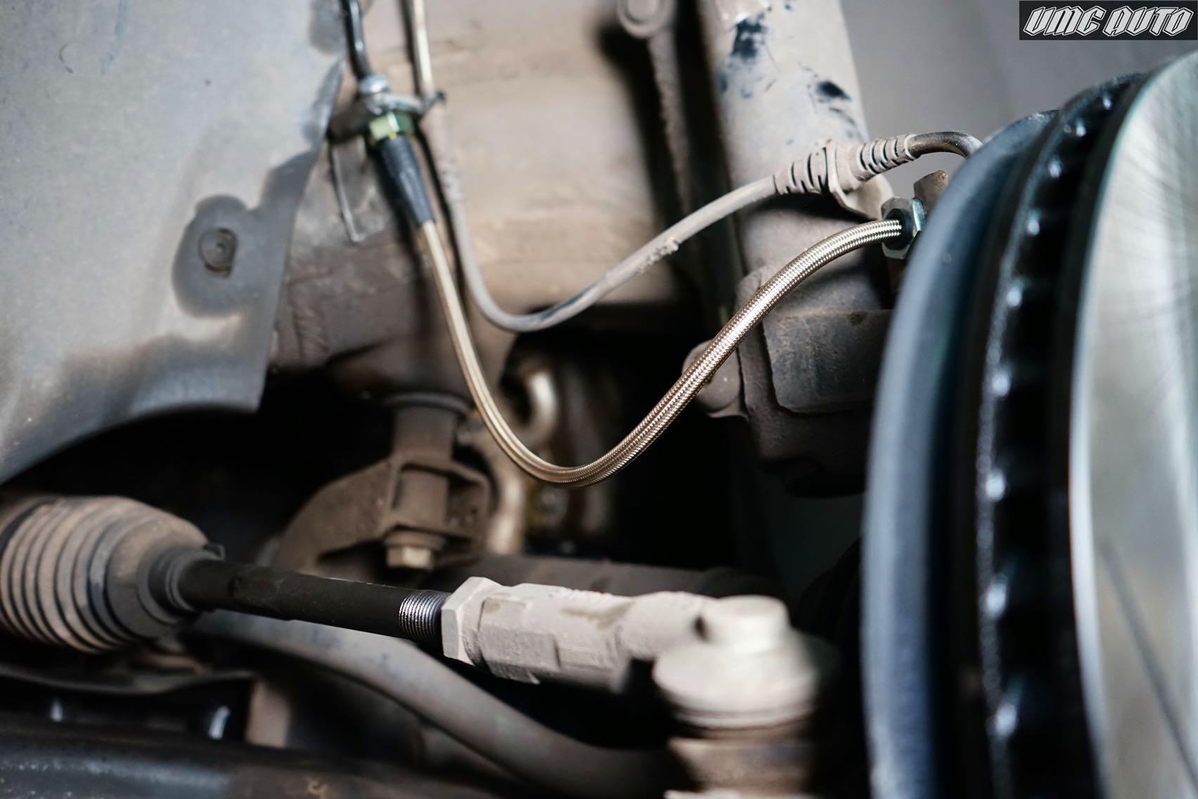 大众速腾轮毂刹车改装升级
