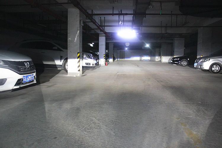 本田crv车灯改装升级海拉5双光透镜