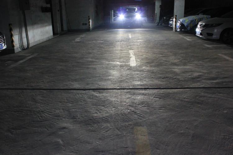本田xrv车灯改装高亮海拉5双光透镜