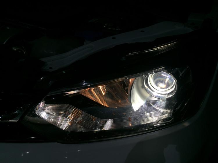 MG锐腾车灯改装升级阿帕5PLUS套装
