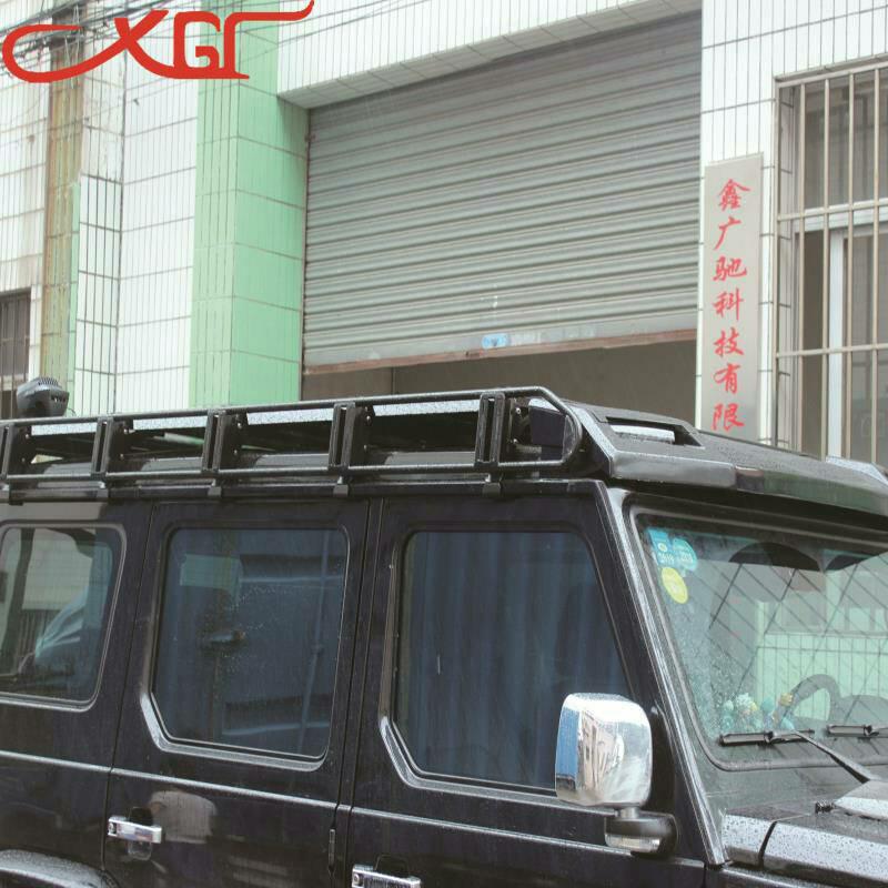 北京bj80改奔驰,巴博斯效果图
