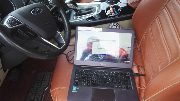 福特蒙迪欧2.0T刷ecu升级提动力改善换挡