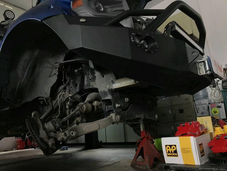 福特猛禽F-150 动力 升高 外观 改装