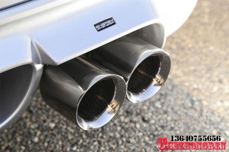 老款宝马3系E46改装前后杠大包围 碳纤维Energy EVERYN小尾翼