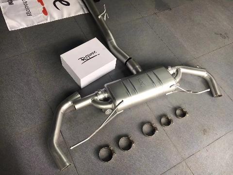 新款奔驰AMG  GLC43 3.0T升级  repose中尾阀门排气 现货供应 欢迎咨询13681718553