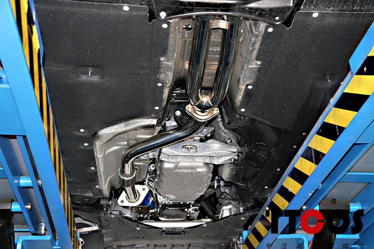 ATS-L改装TTCOS中尾段阀门排气