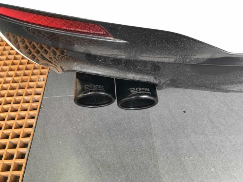 新款宝马530li  改装repose四出中尾段阀门排气 声浪视频效果棒棒哒!