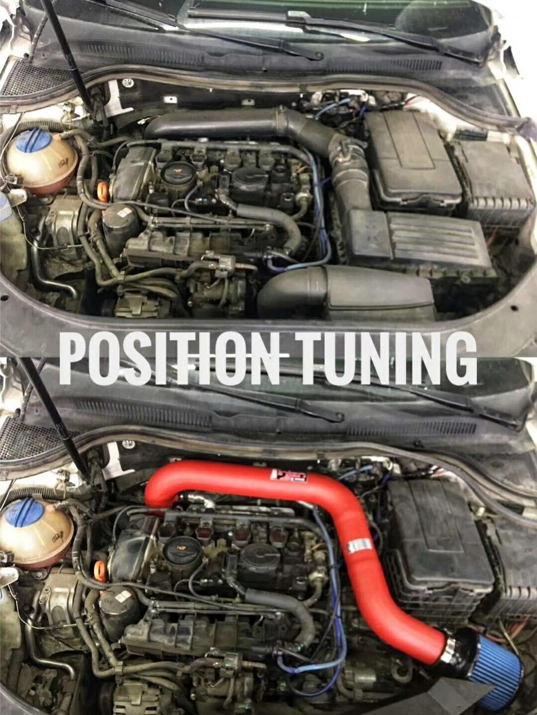 大众CC:进排气轮毂刹车避震、程序加持