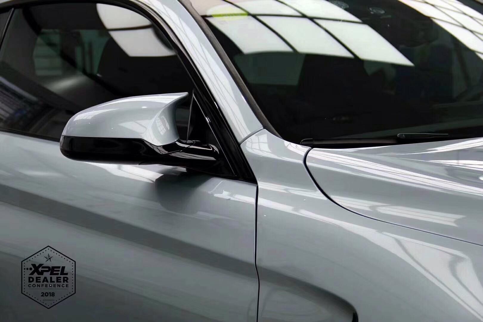 宝马M4全车XPEL LUX系列全车隐形车衣