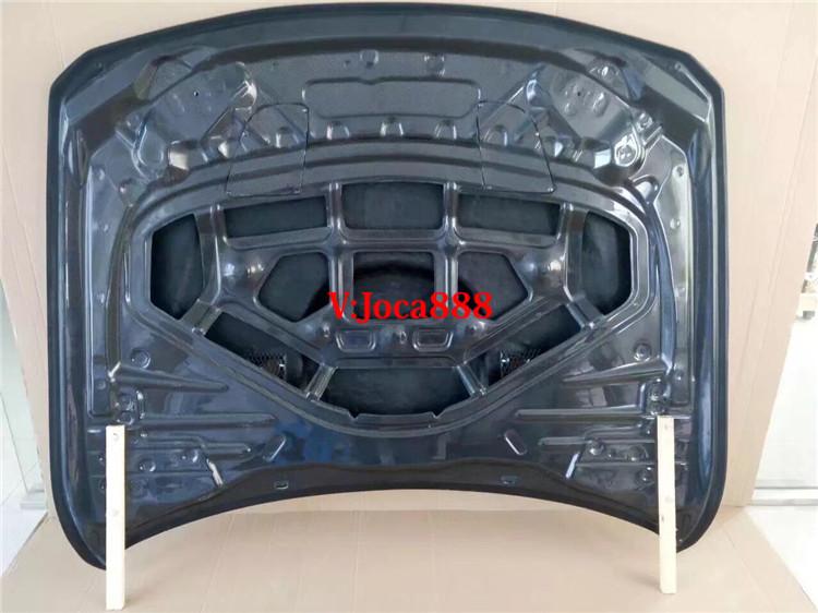 宝马3系改装碳纤维机盖