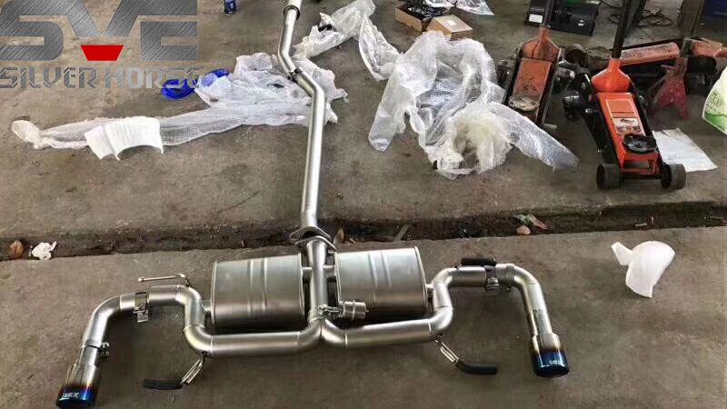广州昂克赛拉改装SVE中尾段阀门排气系统