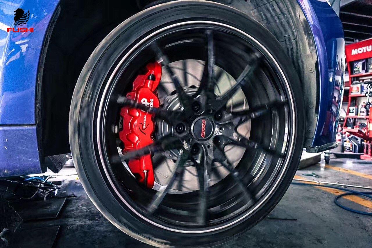 英国AP刹车代理宝马3系升级AP85系列套件