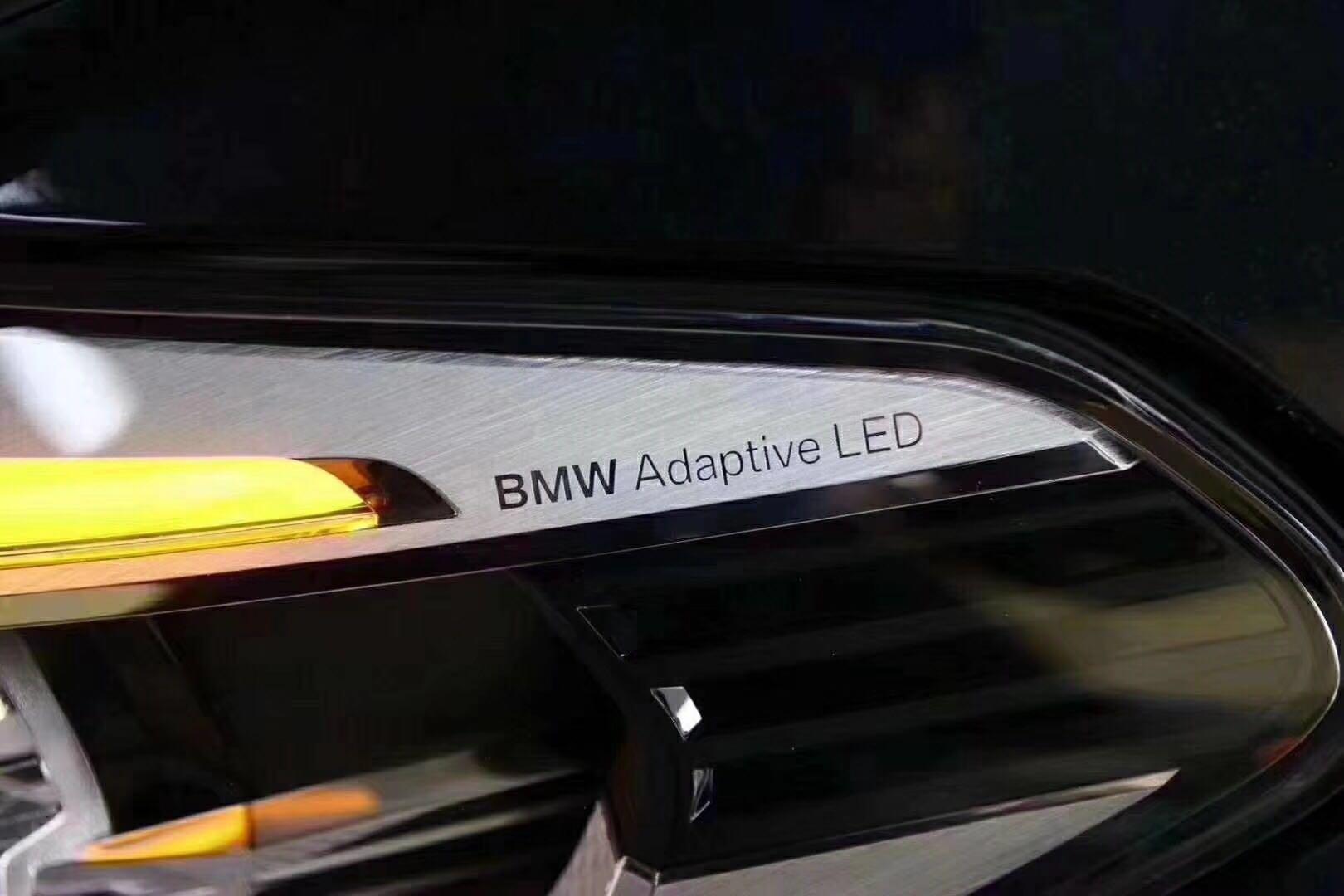 宝马G38原厂LED大灯