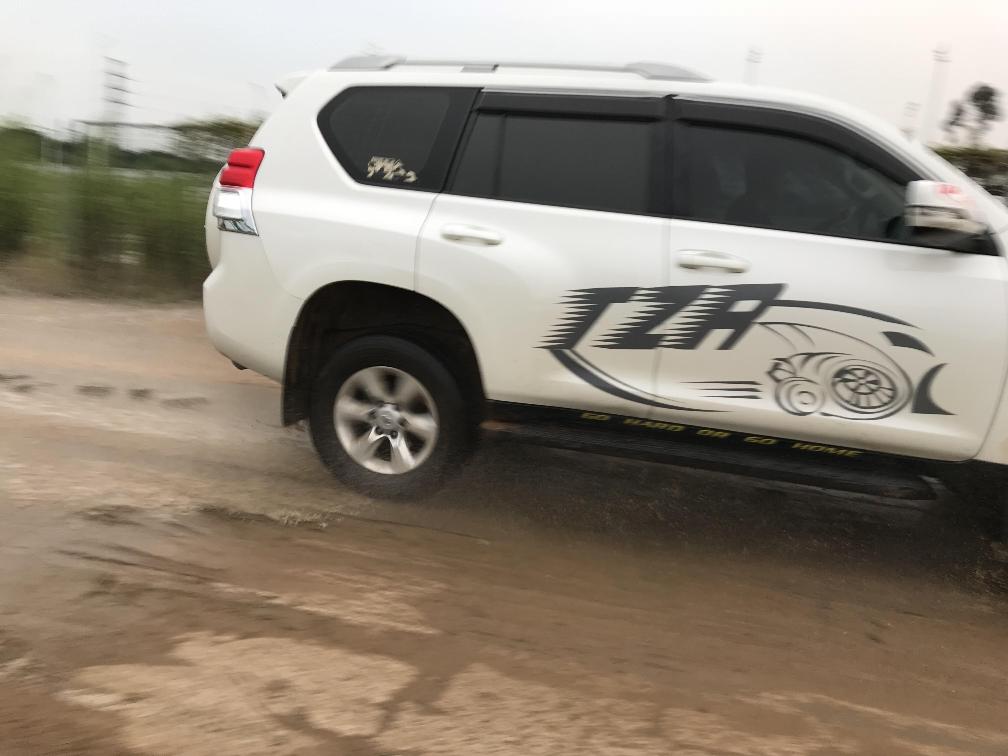 普拉多改装TZR品牌涡轮增压