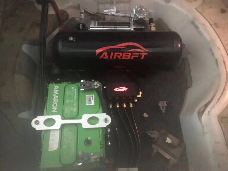 本田DC5 AIRBFT气动避震改装