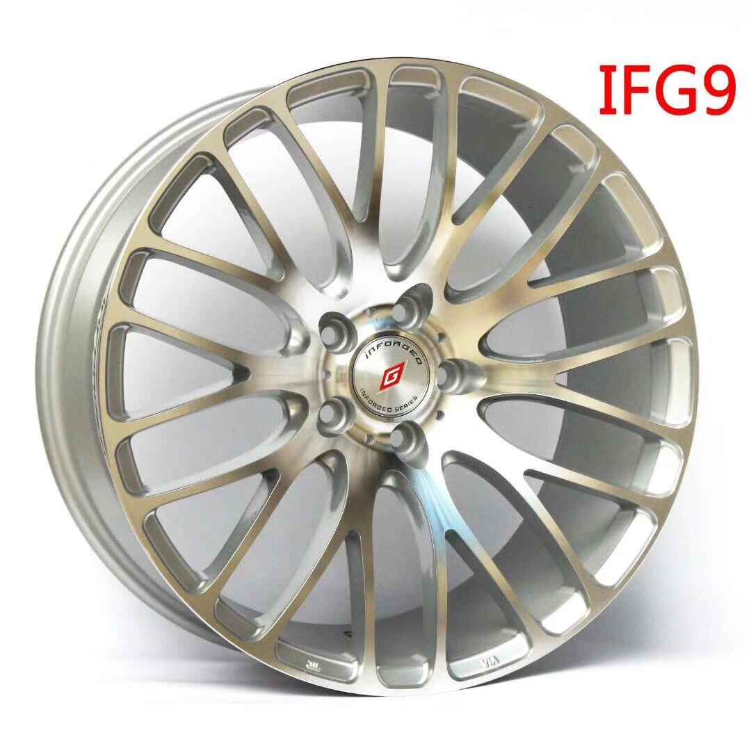 台湾IFG轮毂改装轮毂宝马奥迪丰田大众改装轮毂18/19/20寸轮毂