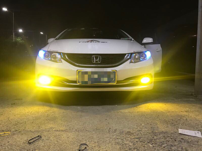 LED黄金光