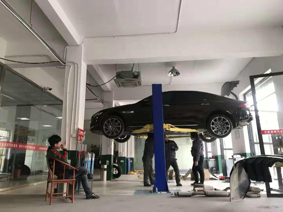 17款捷豹XFL 3.0T CENDE森德中尾段电子阀门排气。